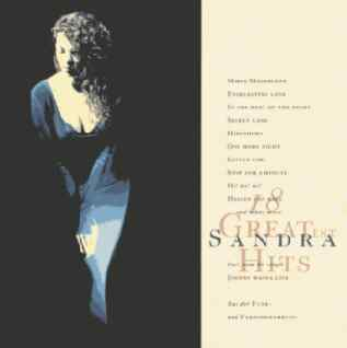 Sandra greatest hits
